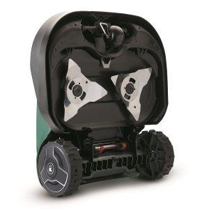 Robomow RS635 robotmaaier - onderkant