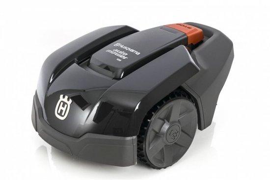 husqvarna 105 automower review robotmaaier expert reviews. Black Bedroom Furniture Sets. Home Design Ideas