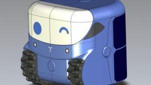 Toadi robotmaaier