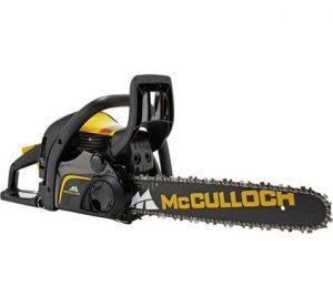 McCulloch kettingzaag kopen