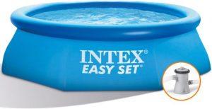 Intex Easy Set opblaasbaar zwembad kopen?