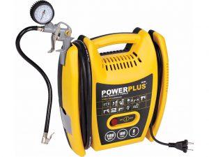 Powerplus POWX1705 compressor kopen