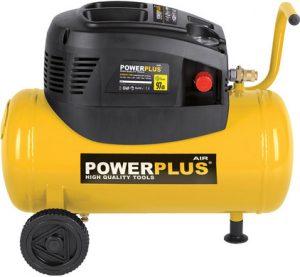 Powerplus POWX1730 + 6-delige luchtset compressor kopen